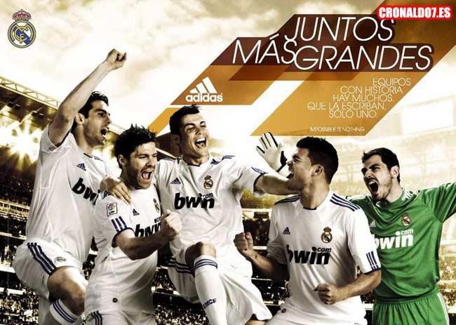 تأرجح اتفاق محارب Anuncio Real Madrid Adidas Cazeres Arthurimmo Com