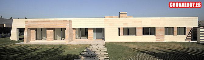 Supercasas muestra la casa de cristiano ronaldo - Casa de cr7 en madrid ...