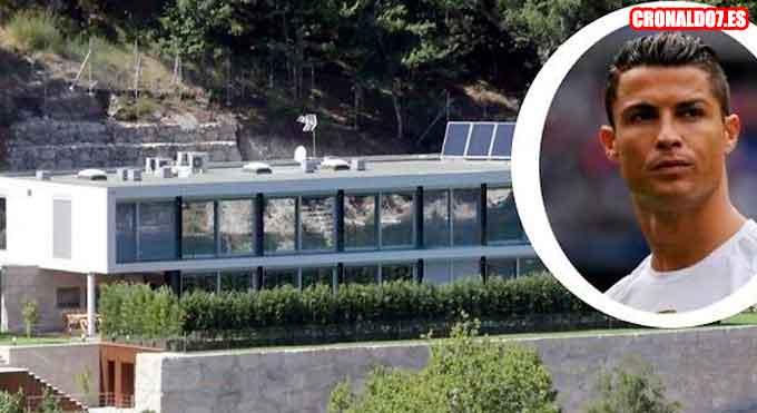 La casa de cristiano ronaldo en el ger s amenazada por - Fotos de la casa de cristiano ronaldo ...