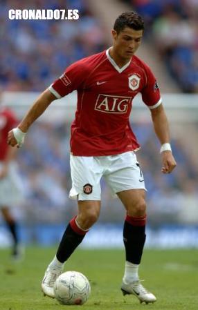 Cristiano Ronaldo is favourite to win Ballon d´Or