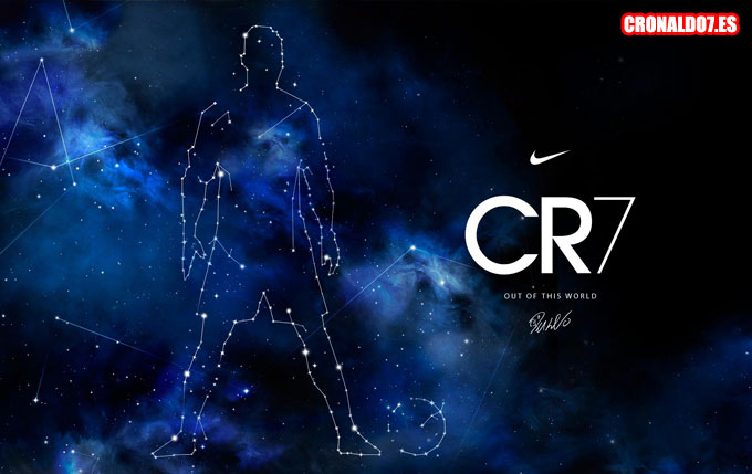 CR7 Out of this world