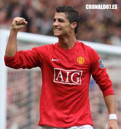 Cristiano Ronaldo contra el Dinamo de Kiev