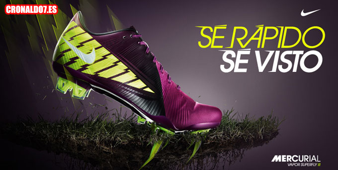 Nike Mercurial Vapor Superfly 3