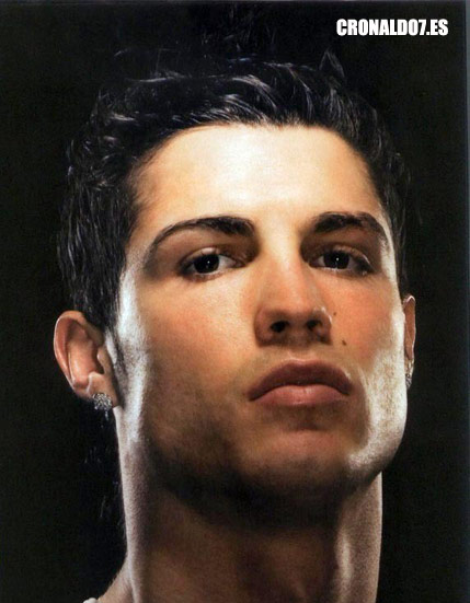 Cristino Ronaldo cara