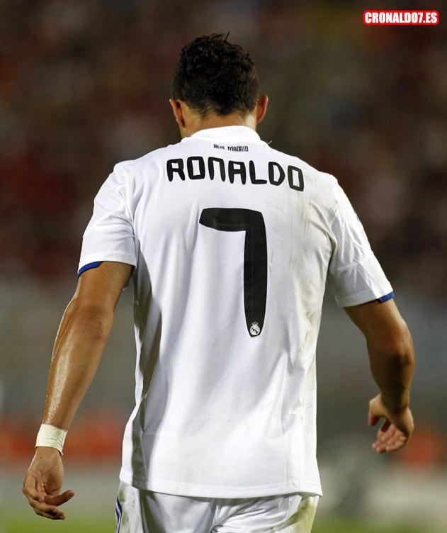 Cristiano Ronaldo camiseta 7 5221fa4618465