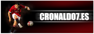 La mejor web sobre Cristiano Ronaldo ¡¡Visitala!!